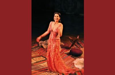 """CHANT LYRIQUE avec Amel Brahim Djelloul - En ouverture de """"La Nuit des idées"""""""