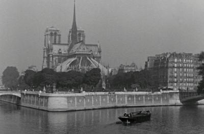 """Ciné mix """"études sur Paris"""""""