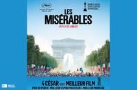 """Cinéma """"Les misérables"""" - Sur réservation"""