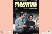 """Cinéma """"Mariage à l'italienne"""" - Semaine du cinéma franco-italien du 16 au 23 juin 2019"""