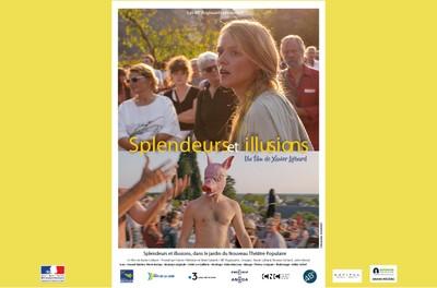 """Cinéma """"Splendeurs et illusions"""" - En présence du réalisateur - Entrée libre, sans réservation"""