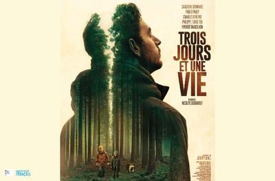 """Cinéma """"Trois jours et une vie"""" - Sur réservation"""