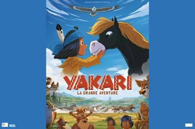 """Cinéma """"Yakari, la grande aventure"""" - Sur réservation"""