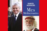 """CLAUDE SÉRILLON REÇOIT DANIEL HERRERO. Présentation de """" Daniel Herrero. Mes Méditerranées"""" Entretien avec José Lenzini. Éditions de l'aube"""