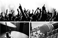 CONCERT NOUVEAUX TALENTS  « LA MUSIQUE, DE LA PRODUCTION À LA SCÈNE »