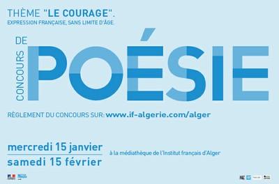 Le cercle des poètes : concours de poésie