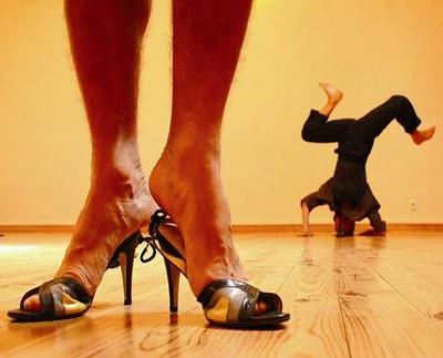 """Danse TANGO et HIP-HOP """"Los Tipos Del Placard et Tang'hop"""" par la Cie Rosa Liebe"""