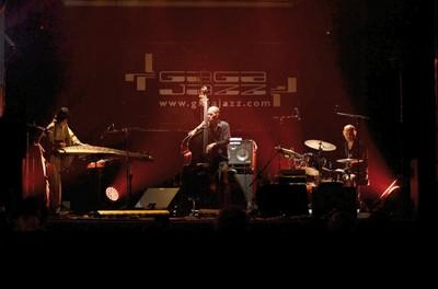 Drum'n koto trio