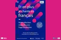 Atelier : ET EN PLUS JE CHANTE EN FRANÇAIS - Dans le cadre de Novembre Numérique