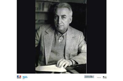 "Exposition ""Hommage à Roland Barthes (1915 - 1980)"""