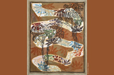 Exposition de peintures de Monique Tello -  Grand Rendez-Vous ASSIA DJEBAR