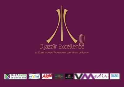 Finale de la coupe d'Algérie des Ecoles de gastronomie - Trophée du Chef Pâtissier - Trophée du Chef Cuisinier