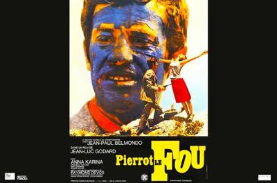 """Hommage à Jean-Paul BELMONDO  """"Pierrot le fou"""" - Sur réservation"""