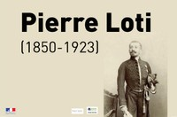Hommage à Pierre Loti (1850-1923)