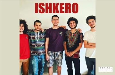 "Jazz fusion ""ISHKERO"" - COMPLET"