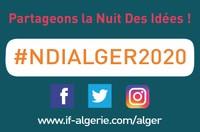"""LA NUIT DES IDÉES 2020 """"ÊTRE VIVANT"""""""