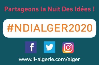 #la_nuit_des_idées_institut_francais_alger