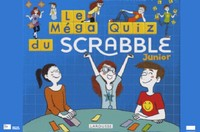 "Francophonie ""Le méga quiz du scrabble junior"" 8-12 ans - COMPLET -  Inscription sur liste d'attente"