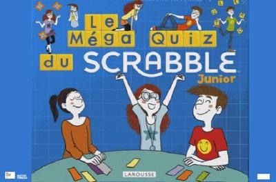 """Francophonie """"Le méga quiz du scrabble junior"""" 8-12 ans - COMPLET -  Inscription sur liste d'attente"""