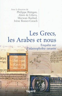 Les Grecs, les Arabes et nous