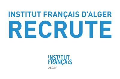 L'institut français d'Alger recrute un agent CampusFrance