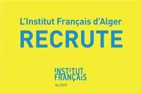 L'institut français d'Alger recrute un Agent d'accueil - Département de langue française
