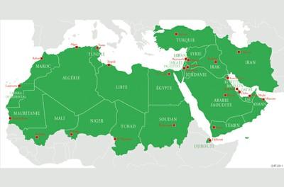 MONDE ARABE, LE GRAND CHAMBARDEMENT - Conférence reportée