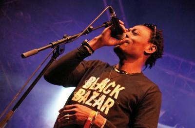 Musique du monde: Black Bazar