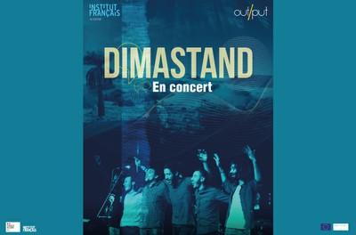 """Musique du Monde """"DIMASTAND"""" au Théâtre National Algérien"""