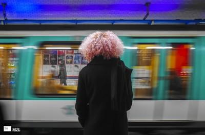 NORA ZAÏR Exposition photo « Paris5441 » - Entrée libre