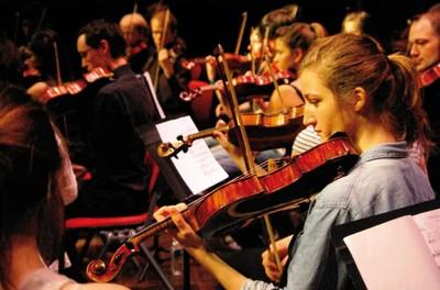 المعهد الموسيقي البلدي يكرم تلاميذه وأولياؤهم بتيارت