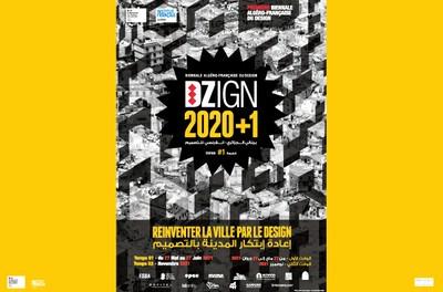 PROGRAMME DE LA Première édition de la Biennale algéro-française DZIGN 2020+1