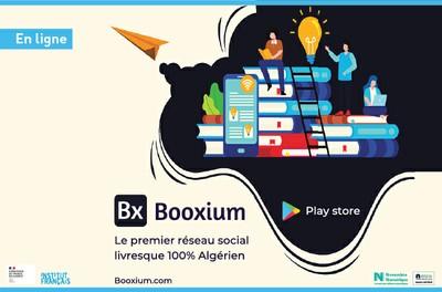 RENCONTRE en ligne: A la découverte de Booxium