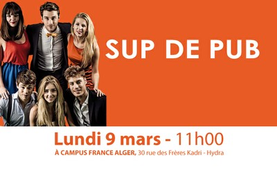 SUP DE PUB School of Communication Groupe INSEEC