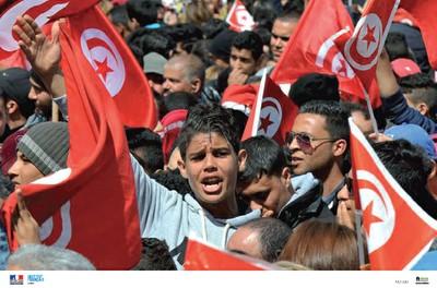 """Table ronde """"Révolution tunisienne : Dix ans après, quel bilan ?"""" - Sur réservation"""