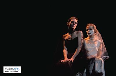"""Théâtre """"HUGO DE PÈRE EN FILLES"""" de Filip Forgeau - COMPLET"""