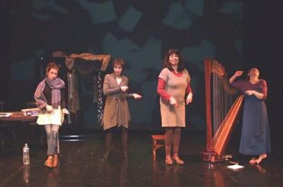 """Théâtre """"Toi et moi"""""""