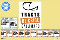 TRACTS DE CRISE GALLIMARD - 11 & 12 / 12