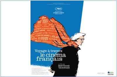 VOYAGE À TRAVERS LE CINÉMA FRANÇAIS - Entrée libre, sans réservation