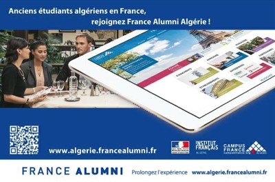 Lancement de France Alumni Algérie