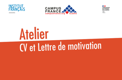 Ateliers CV & Lettre de motivation