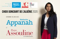 CÉRÉMONIE DU CHOIX GONCOURT DE L'ALGÉRIE 2020