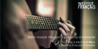 Découverte Jazz swing & manouche