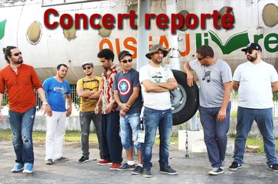 DJAMAWI AFRICA - concert reporté à une date ultérieure.