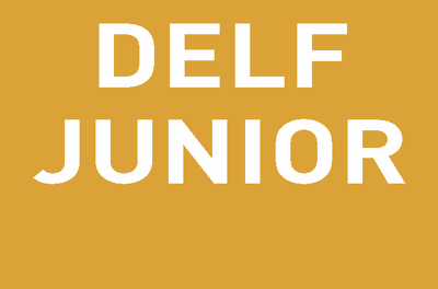 Inscriptions > DELF Junior <