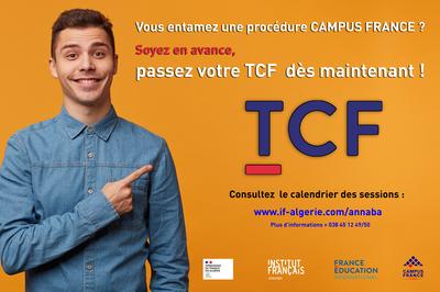 Inscriptions > TCF SO