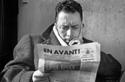 Albert Camus. Le journalisme engagé