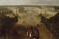 Les audiences des ambassadeurs musulmans à Versailles