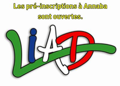 Les pré-inscriptions pour l'école française d'Annaba