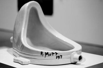 Marcel Duchamp & PIERRE SOULAGES